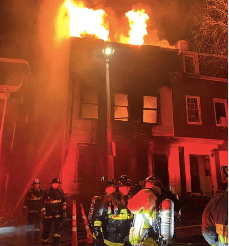 fire south boston