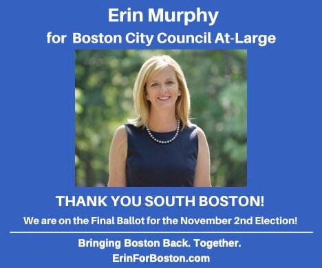 Erin Murphy Thanks You!